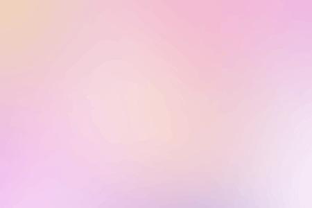 Pastel pink and orange background vector Illustration