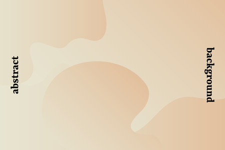 Orange and  beige abstract patterned background vector