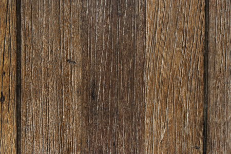 Brown wooden planks textured background Stock Photo