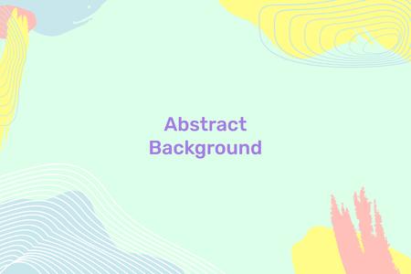 Abstract topographic patterned background vector Illusztráció