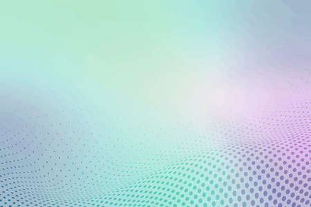 Pastel gradient abstract background vector