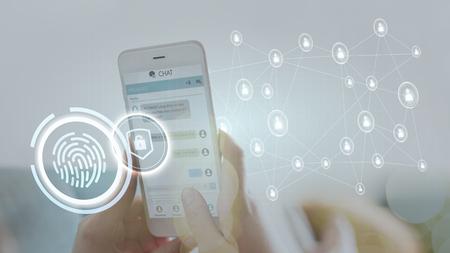 Sistema de seguridad de protección de datos telefónicos
