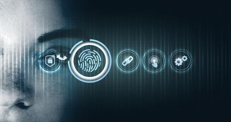 Seguridad de IA con un sistema de identidad biométrico