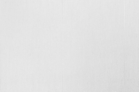 White plain fabric textured background vector