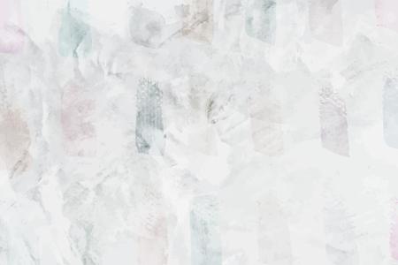 Vector de fondo texturizado trazo de pincel gris
