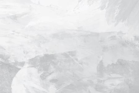 Grunge grauer Beton strukturierte Wandvektor Vektorgrafik