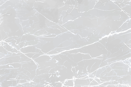 White and gray marble background vector Ilustração