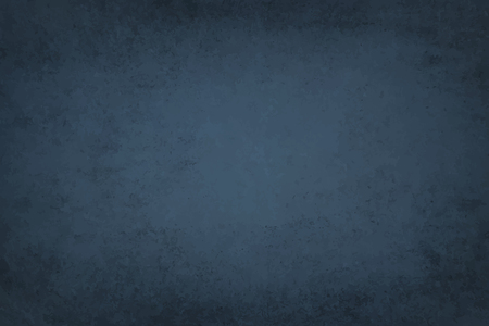 Plain blue paper background vector