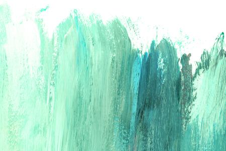 Blue brush stroke textured background