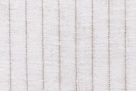 Beige canvas textured background vector
