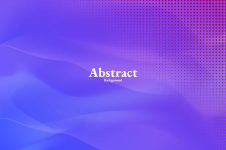 Lila abstrakter Hintergrunddesignvektor
