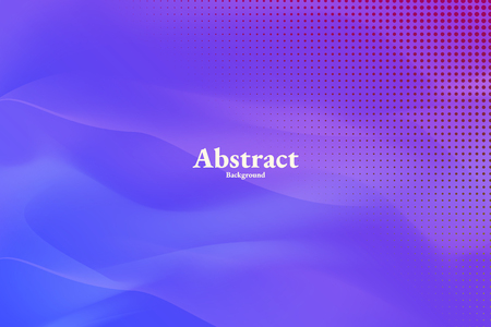 Purple abstract background design vector Banque d'images - 122905606