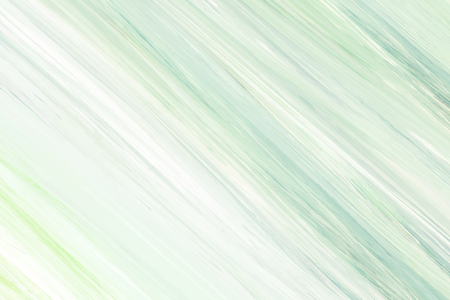 Green and white paintbrush stroke textured background vector