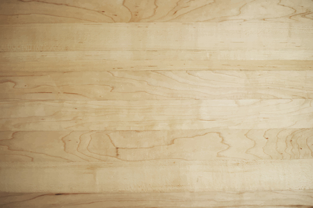 Beige wooden plank textured background vector