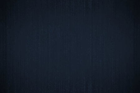 Navy blue wooden plank textured background vector