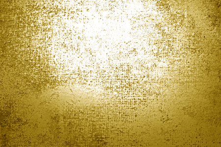 Fondo strutturato della pittura dell'oro rustico