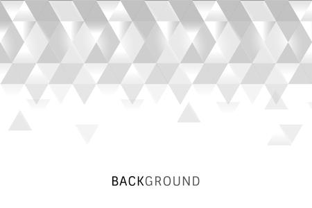 Vecteur de conception de fond de prisme blanc Vecteurs