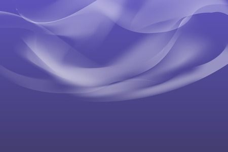 White smoke abstract on purple background vector
