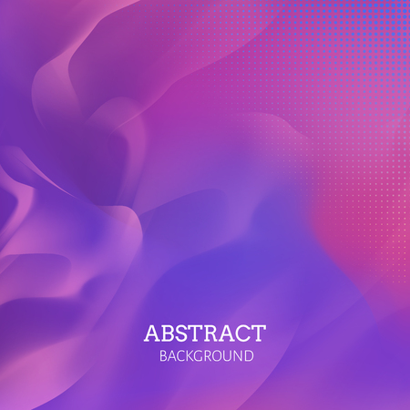 Vibrant purple abstract background vector Archivio Fotografico - 122628664