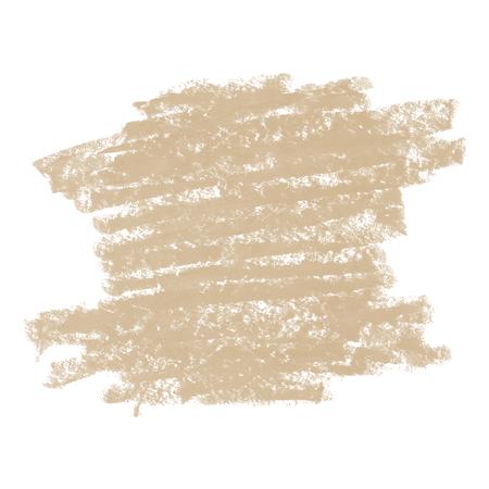 Nude lipstick smudge badge background
