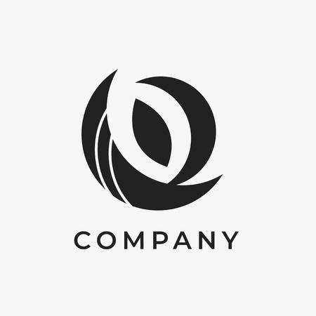 Company branding logo design vector