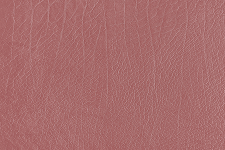 Red creased leather textured background
