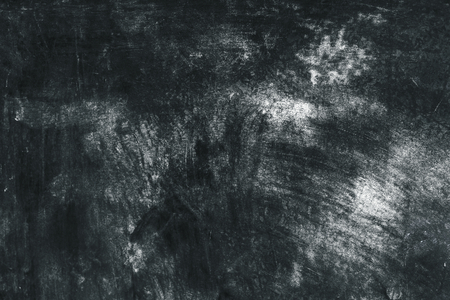 Abstract black paint textured background Stock Photo