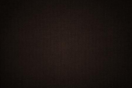 Dark corduroy fabric textured background