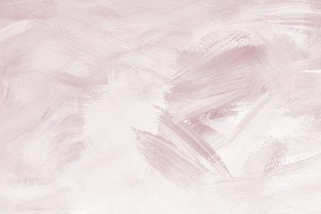 Fondo de textura de pincel rojo pastel Foto de archivo
