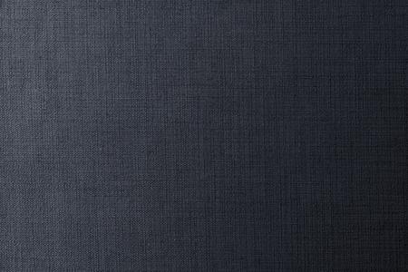 Plain dark blue fabric textured background Фото со стока