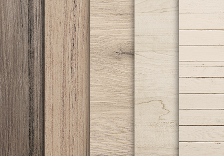 Wooden floorboard samples textured background 版權商用圖片