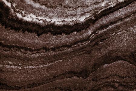 Brown marble textured design background
