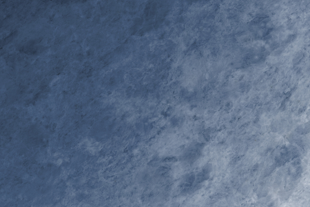 Abstract blue marble textured background