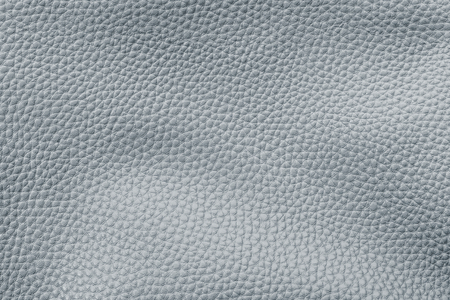 Blue cow leather textured background Stock Photo