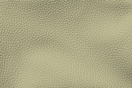 Greenish yellow artificial leather textured background
