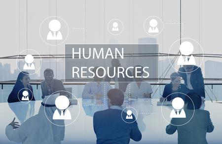 L'équipe des ressources humaines