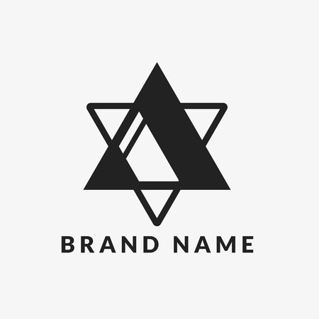 Company branding design vector