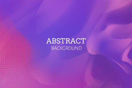 Vibrant purple abstract background vector  イラスト・ベクター素材