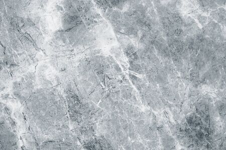 Grungy gray marble textured background Stock Photo