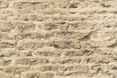 Stony concrete brick wall texture
