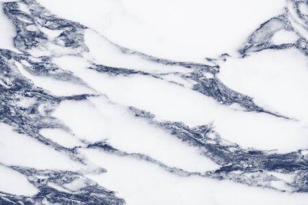 Blue marble textured background design Banco de Imagens