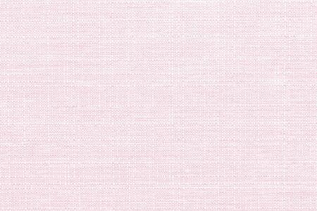 Pastel pink linen textile textured background Stok Fotoğraf - 124676363