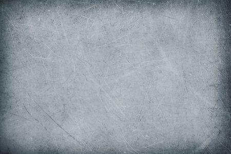 Blue vignette concrete textured background