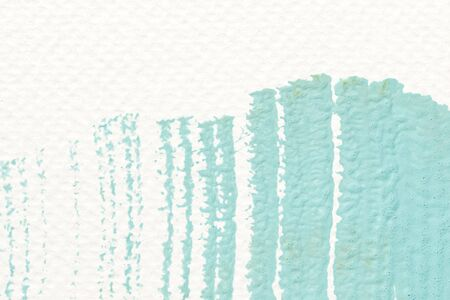 Green acrylic brush stroke vector Stok Fotoğraf