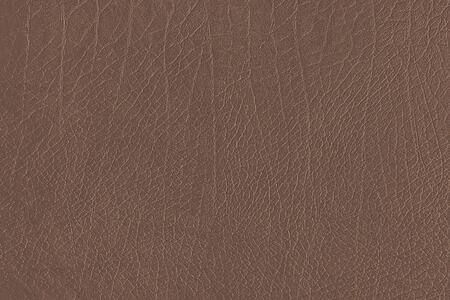 Brown creased leather textured background Stock fotó - 124724555