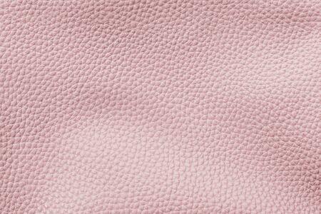 Copper cow leather textured background Archivio Fotografico - 124724568