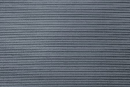 Gray corduroy fabric textured background 版權商用圖片