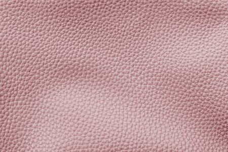 Copper cow leather textured background