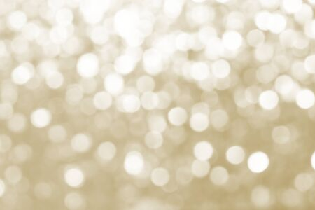 Golden defocused glittery background design Stock fotó