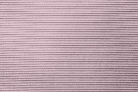 Pink corduroy fabric textured background